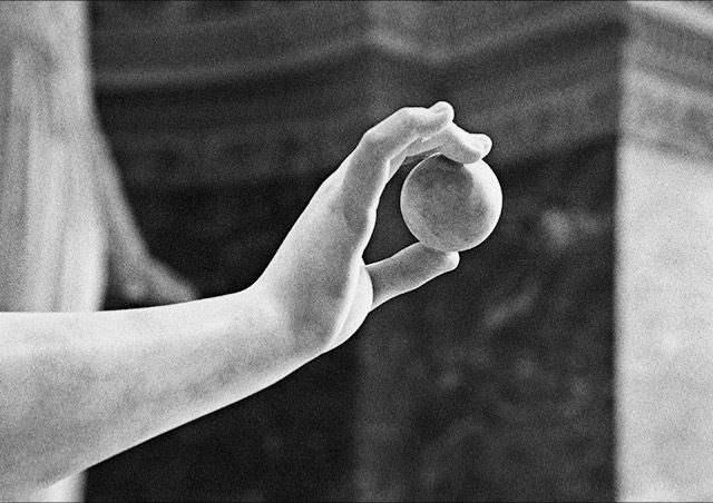 Aphrodite's Apple, Louvre, Paris