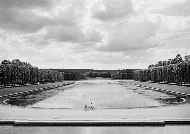 Bicycles, Versailles