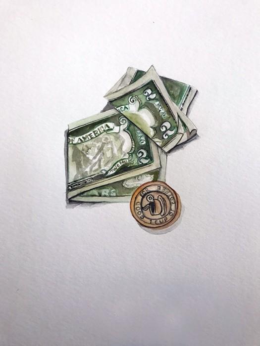 Two $2 Bills