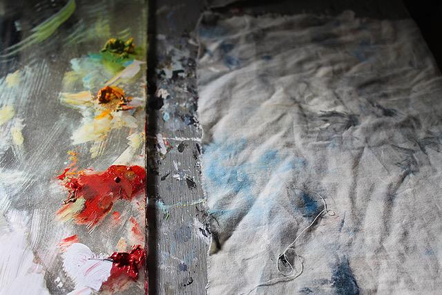 Palette & Rag, Molly's Studio