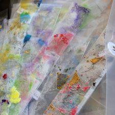 Plastic, Paula's Studio