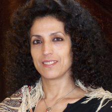 Photo of Artist Rajaa Gharbi